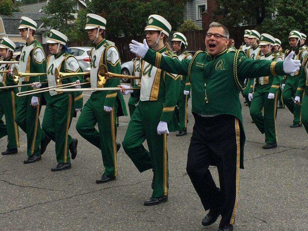 Roosevelt High School Band