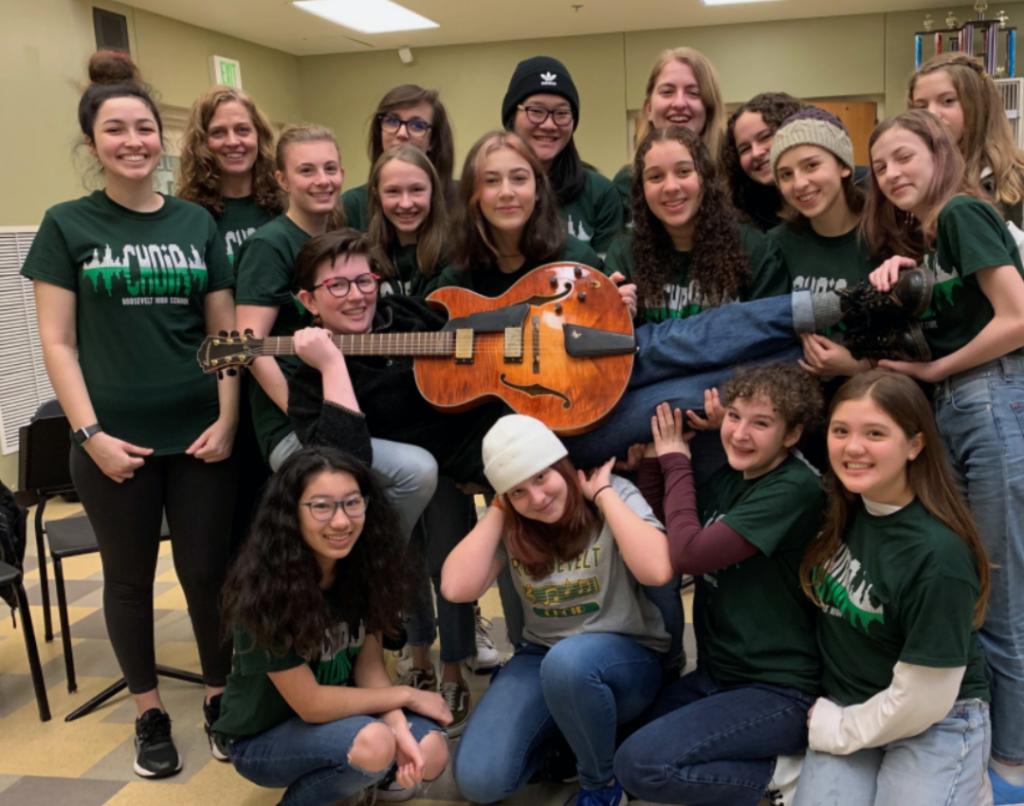 Roosevelt High School Choir