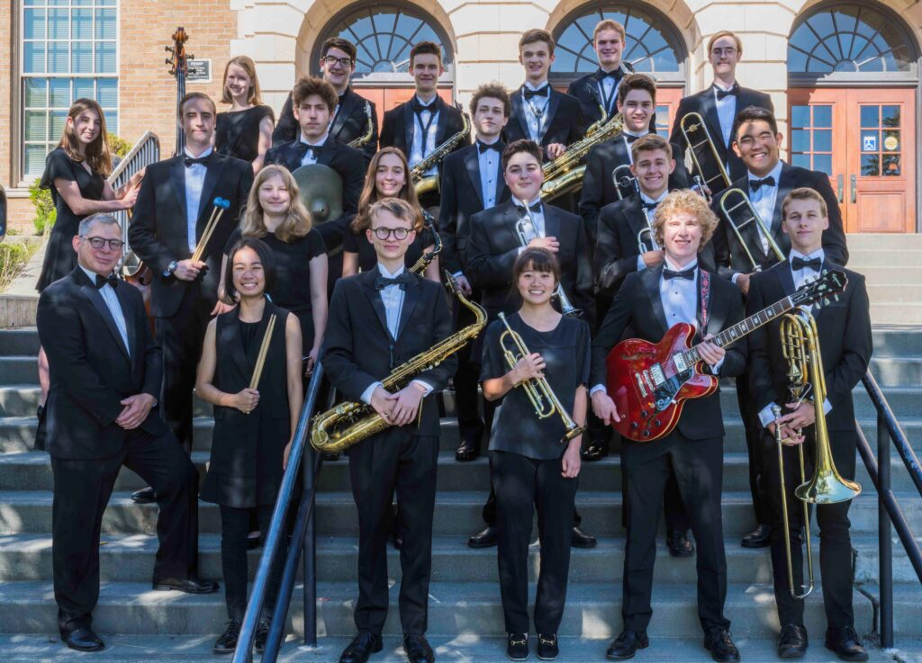 Roosevelt High School Jazz