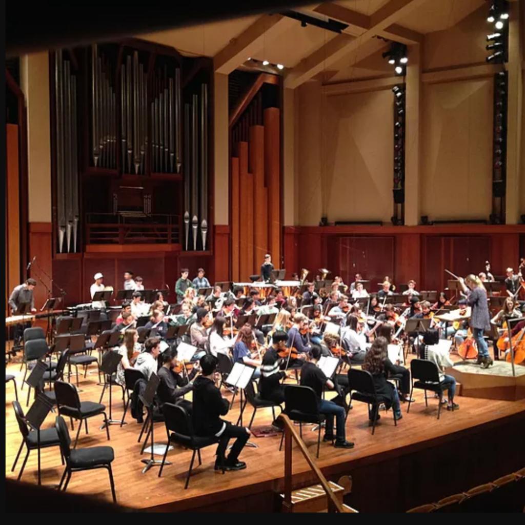 Roosevelt High School Orchestra